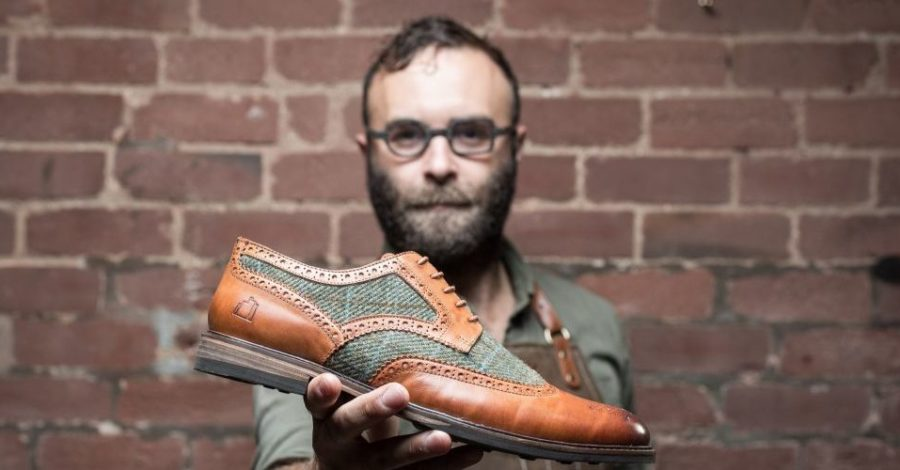 "Bringing shoe-making back to Lancashire gives us great pride"": LANX Shoes on being a great fit for Altrincham Market"
