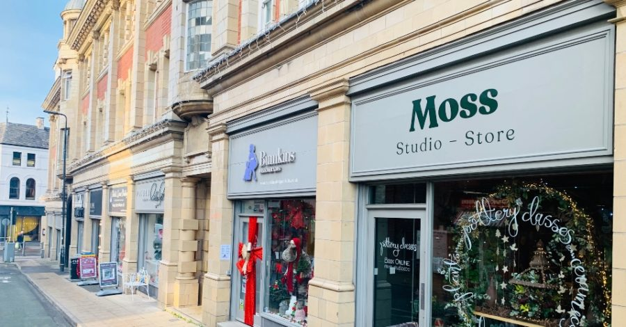 Moss Lane businesses team up for special offers and charity gifts this Saturday