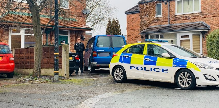 Man arrested on suspicion of murder after woman found dead in Altrincham home