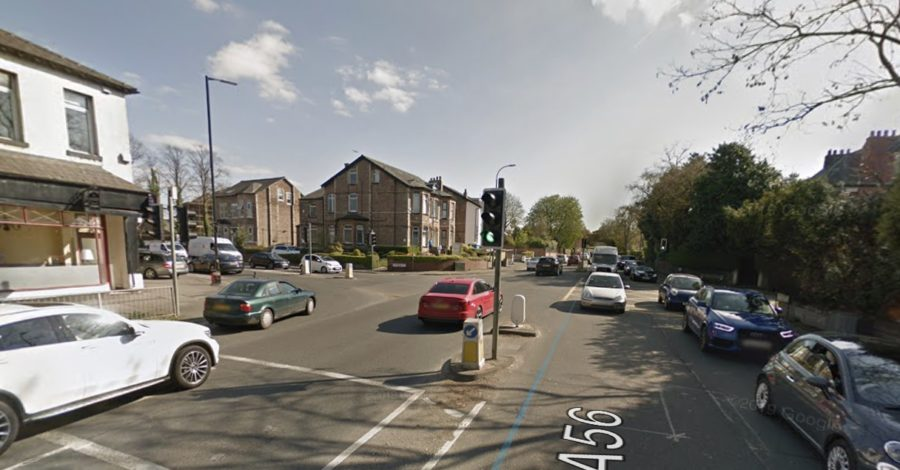 Driver arrested after man, 52, dies in 3am hit-and-run in Altrincham
