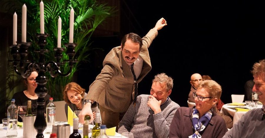 Global smash hit Faulty Towers The Dining Experience is coming to The Bowdon Rooms for Father's Day