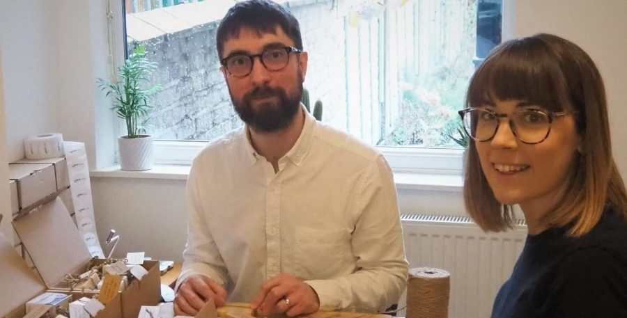 Altrincham couple's subscription box business will fill your bathroom with eco-friendly, plastic-free products