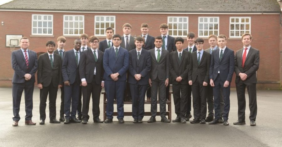 Altrincham Grammar School for Boys win a record number of Oxbridge offers