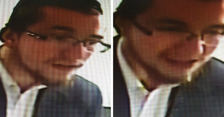 Police want to speak to this man about the sexual assault of a 13-year-old boy at Altrincham ice rink