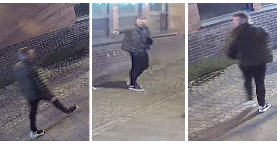 "Police hunt man after teenager has ear bitten off in ""despicable"" attack in Altrincham town centre"