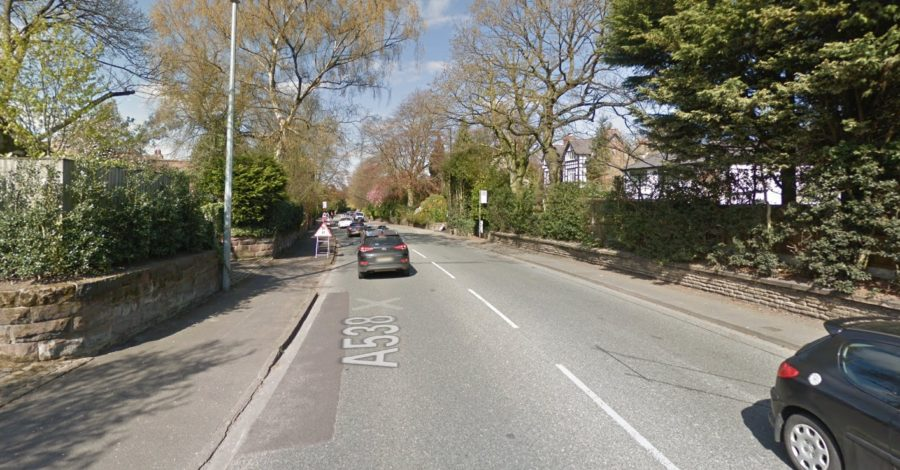 """""""No suspicious circumstances"""" after woman in her 50s found dead at address in Hale"""
