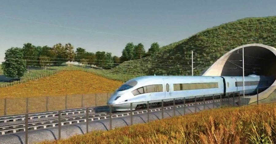 "Rethink ""absurd"" HS2 plan to split Warburton in two and destroy ancient woodland near Hale Barns, says Sir Graham Brady"