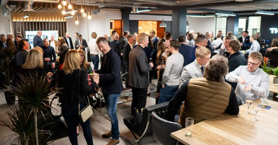 Calderpeel Architects unveils state-of-the-art new Altrincham headquarters