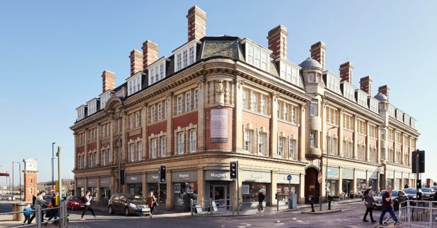 Stamford House, a Grade II listed building that was one of the first office blocks in Altrincham, has sold for over £6m