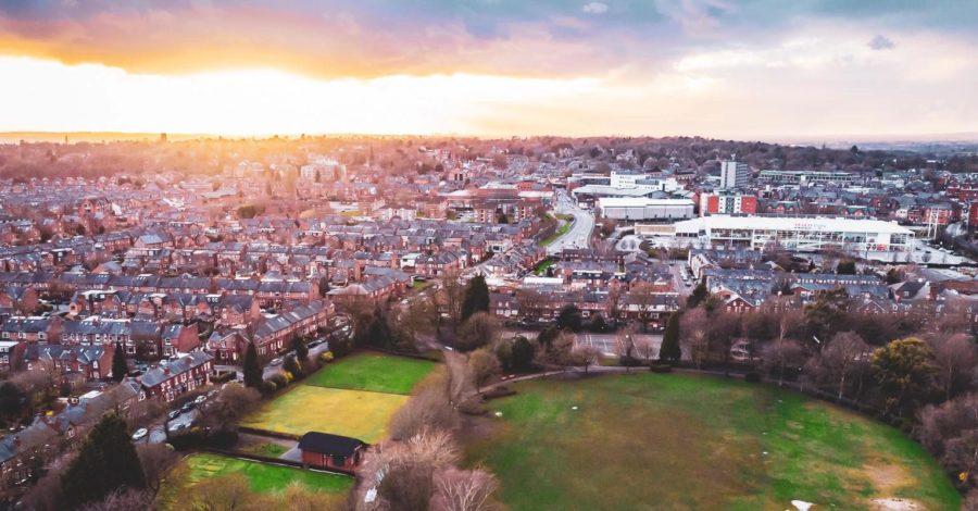 """The best thing is the community"": Altrincham named the best place to live in the UK by the Sunday Times"