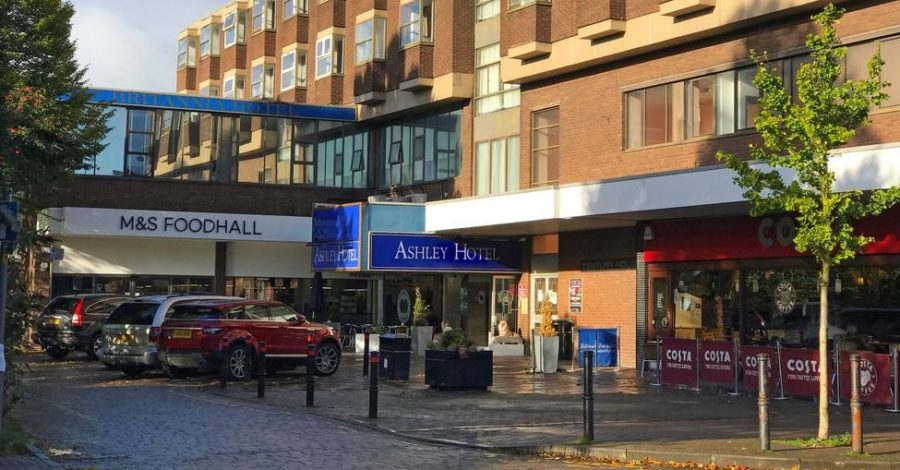 Britannia closes Ashley Hotel in Hale and makes all staff redundant