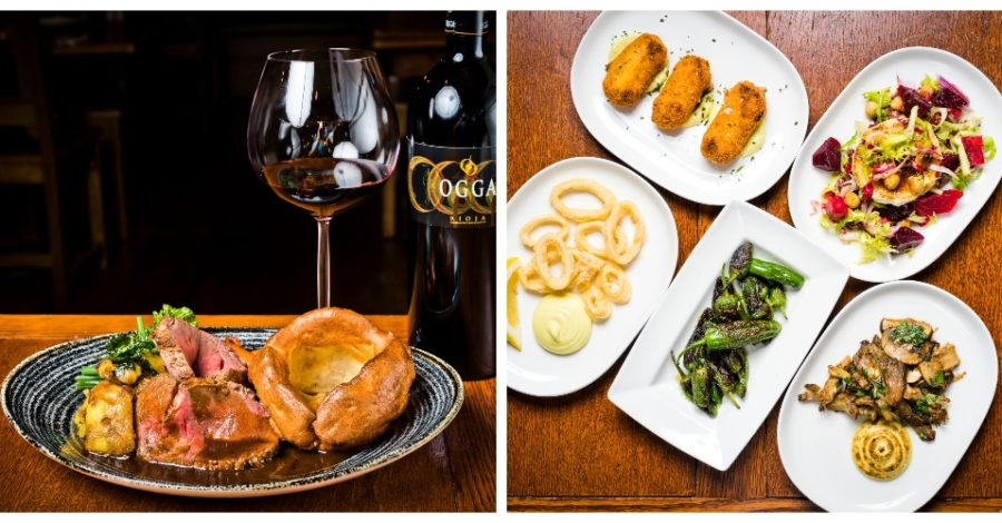 We've given the Sunday roast a Spanish twist – and we've launched it at Evuna Altrincham