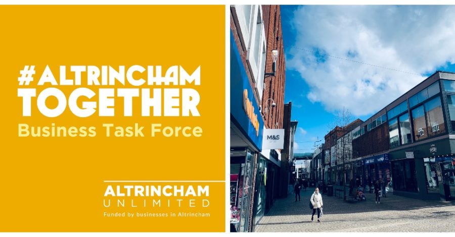 Meet the new members of the Altrincham Business Task Force team