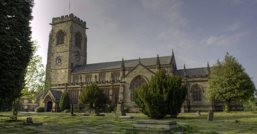 Weddings and funerals to carry on – but Church of England suspends normal services