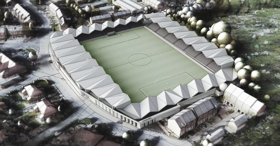 "Is this what Altrincham FC could look like in 2030? Robins unveil vision to ""transform"" Moss Lane"