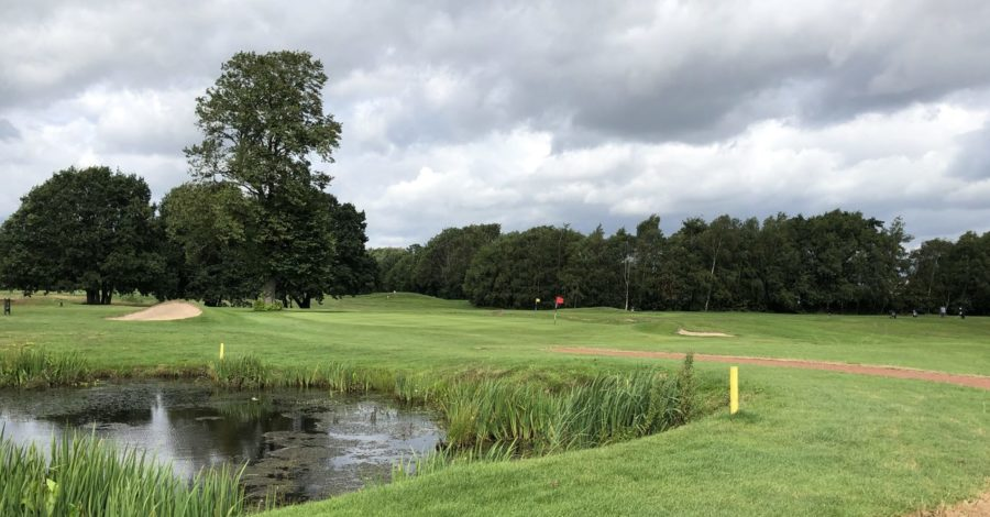 You're welcome to use Altrincham Golf Course during the lockdown – but here's what you can't do