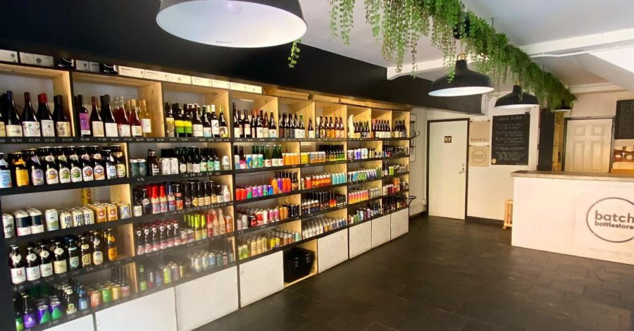 """Batch Bottlestore grateful for """"incredible"""" reaction after launching Saturday and collection service"""