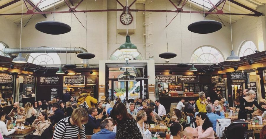 Eligible Altrincham Market traders to get £10,000 rates relief after Chancellor extends support to shared spaces