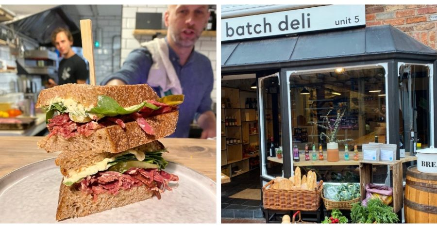 This Altrincham deli opened only days before lockdown – but has come out of it flying