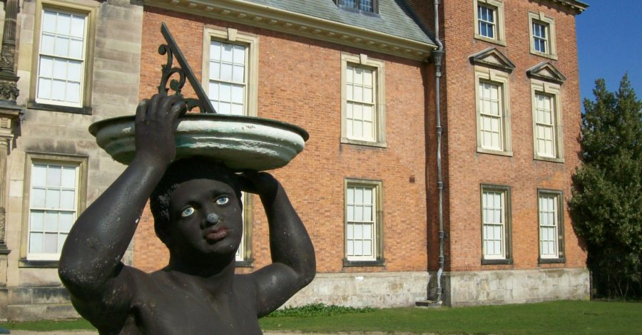"Dunham Massey removes sundial statue as National Trust admits it causes ""upset and distress"""
