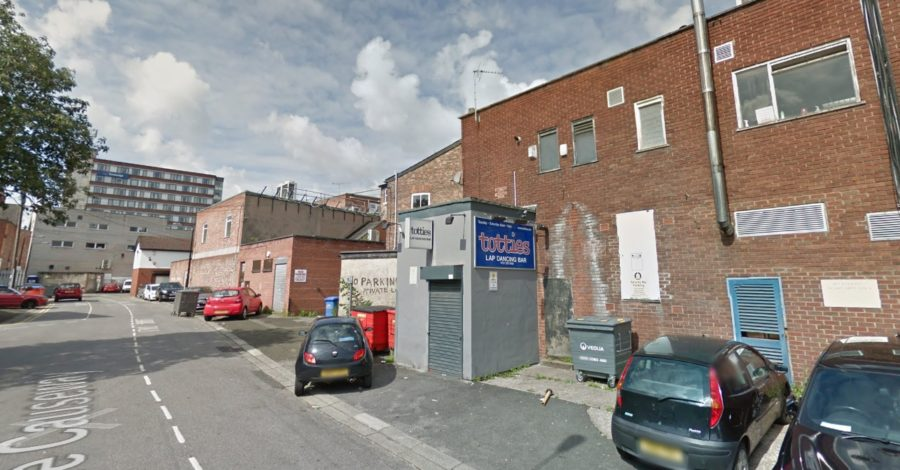 Altrincham lap dancing bar to reopen after winning licence renewal