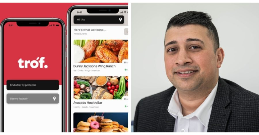 Altrincham man spends lockdown designing app to let customers order food and drink from their table