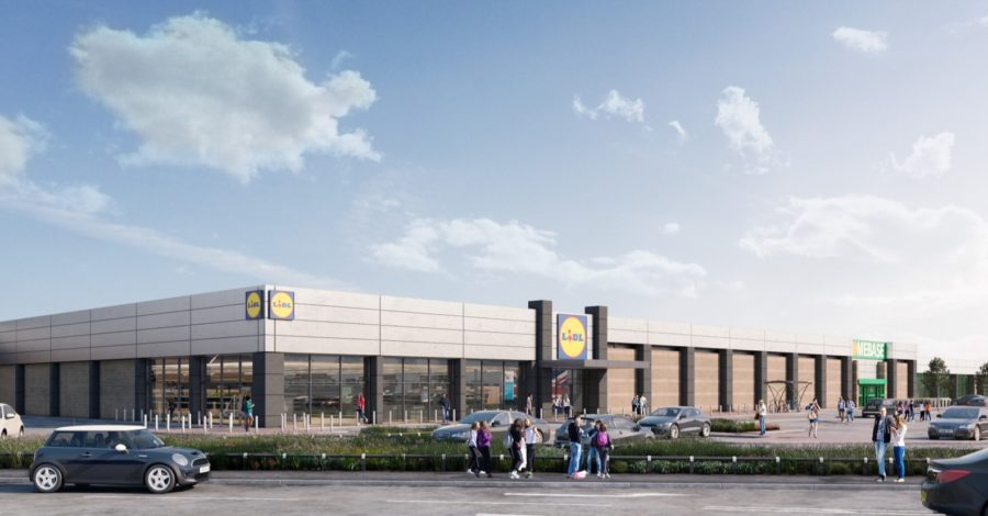 Lidl set to be refused permission to open first store in Altrincham – because it's agreed a deal with Altair