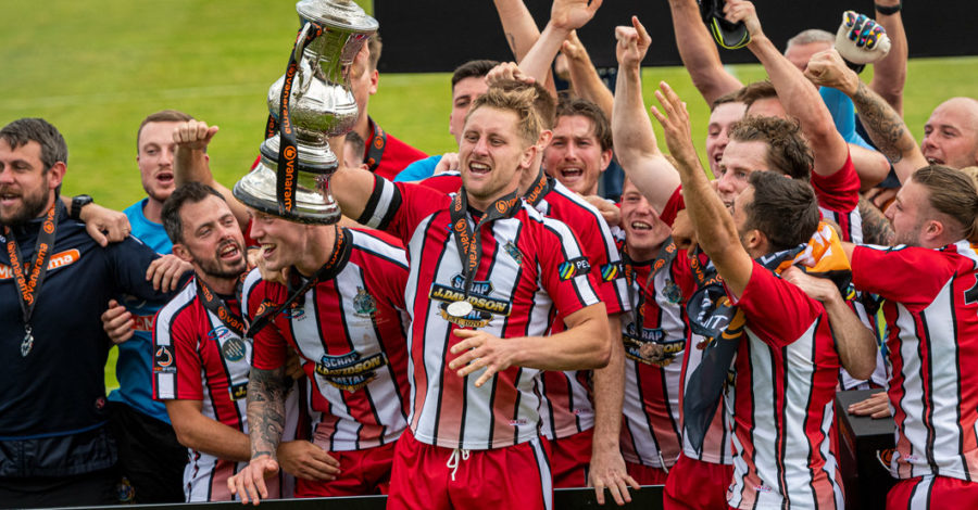 After two promotions in three years, Parkinson has given Robins fans a team to be proud of once again