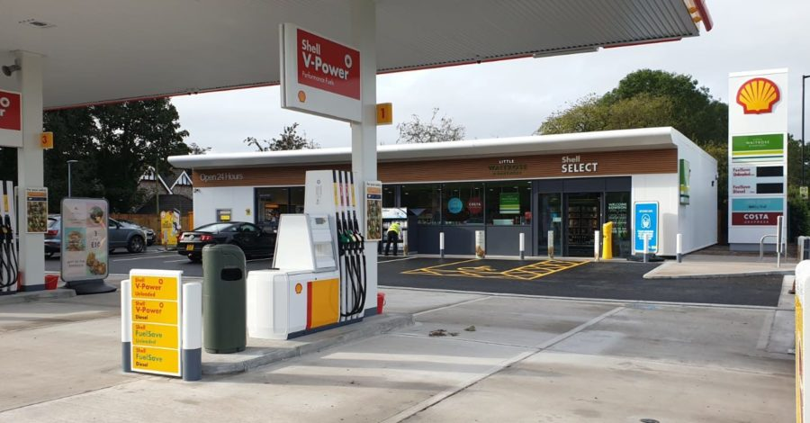 Little Waitrose opens in new Shell Bowdon service station