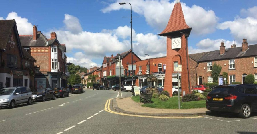 "Trafford Council denies claim that major new Hale plan is ""unmandated assault on motorists"""