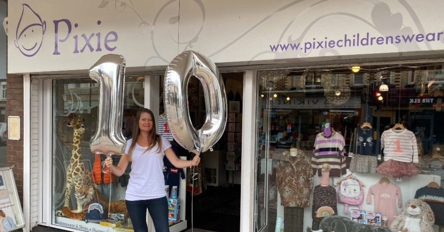 Hale boutique Pixie Childrenswear celebrates 10th birthday