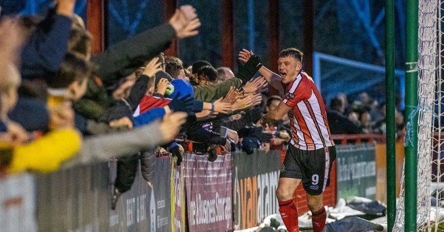 Robins promise to reinvest Hulme funds after star striker leaves club hours before start of new National League campaign