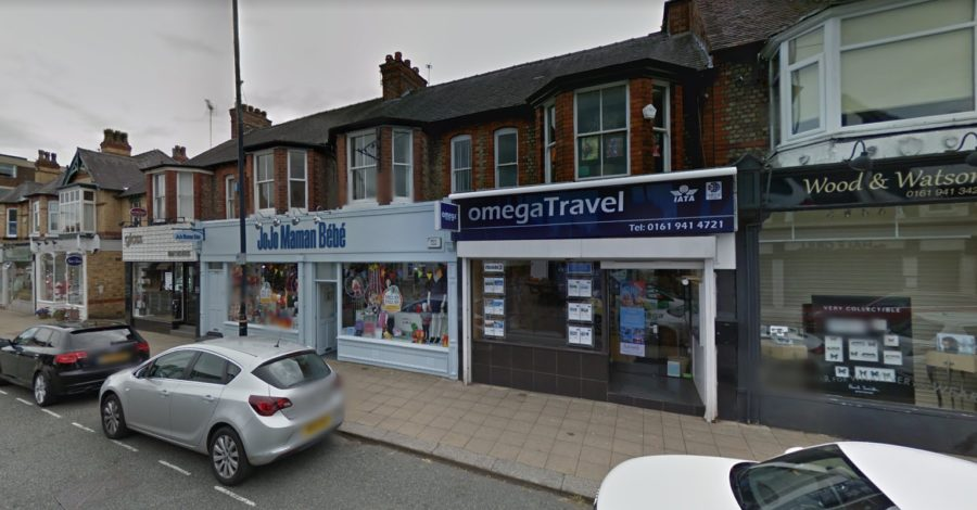 Travel agency ceases trading after 40 years on Hale high street