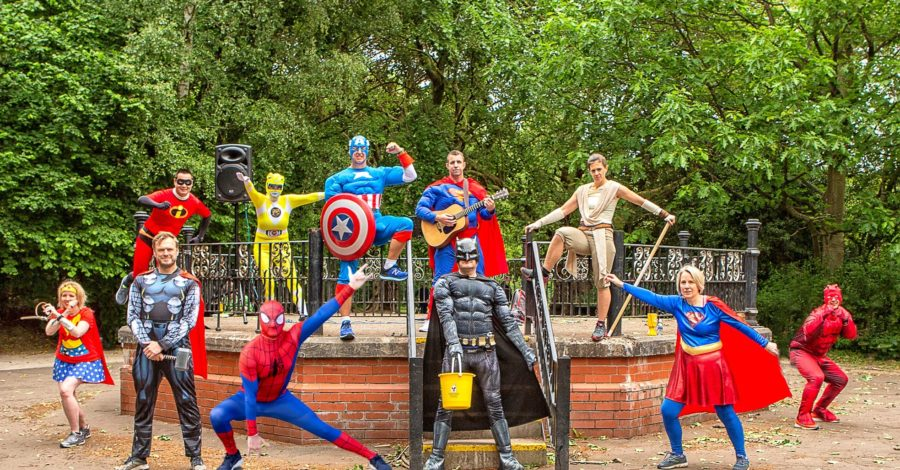 The superheroes of lockdown: Here are the Altrincham people you wanted to thank for helping our community this year