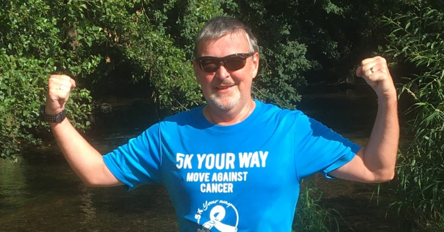 """Get it checked and don't end up like me"": Terminally-ill Altrincham man on why a prostate cancer test can save your life"