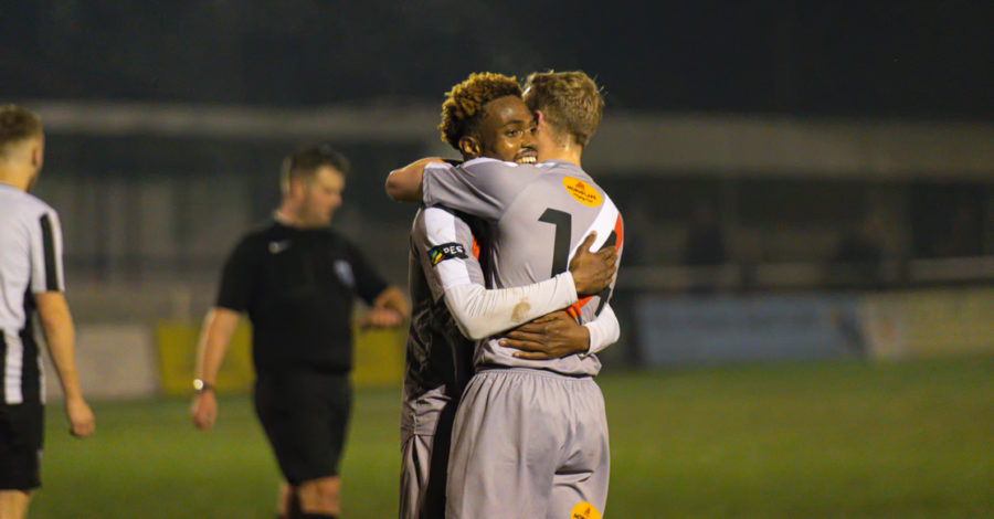 Robins back on the road again as they look to build on first win of the season