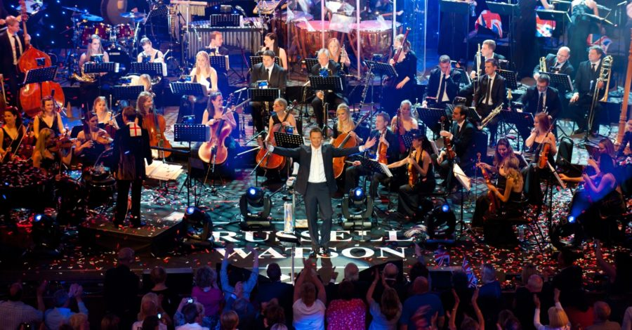 """""""I'm a big fan of Altrincham"""": A day in the life of opera singer Russell Watson"""