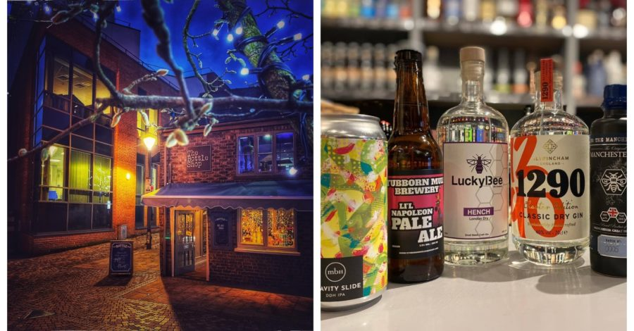 Six locally made drinks to buy this Christmas at The Bottle Shop in Goose Green