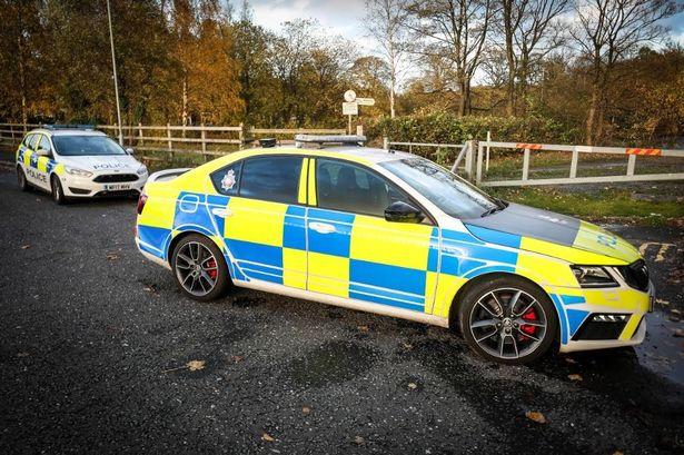Boy, 16, arrested after off-road riders lead police on 90-minute chase from Hale