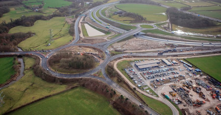 "Revealed: The proposed new motorway services and hotel close to Bowdon Roundabout that will create ""over 500 jobs"""