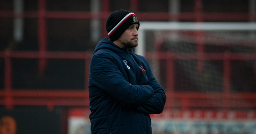 Injury-ravaged Robins look to take league form into Cup clash at Chester