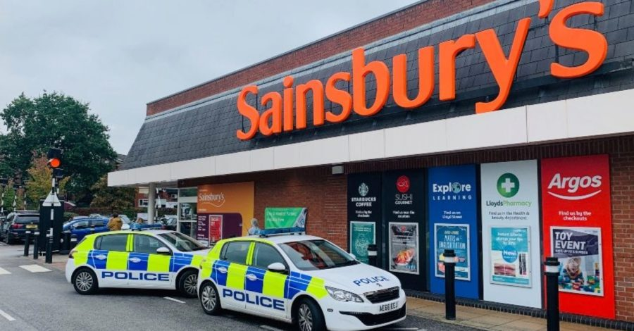 "Man, 34, facing long jail term for being part of prolific gang that carried out ""terrifying"" Sainsbury's robbery"