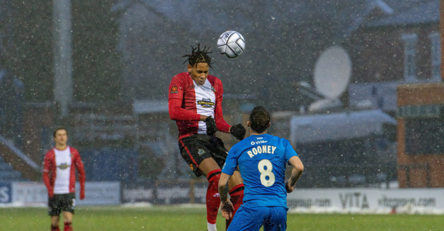 No home comforts for Robins as they look to build on impressive County comeback