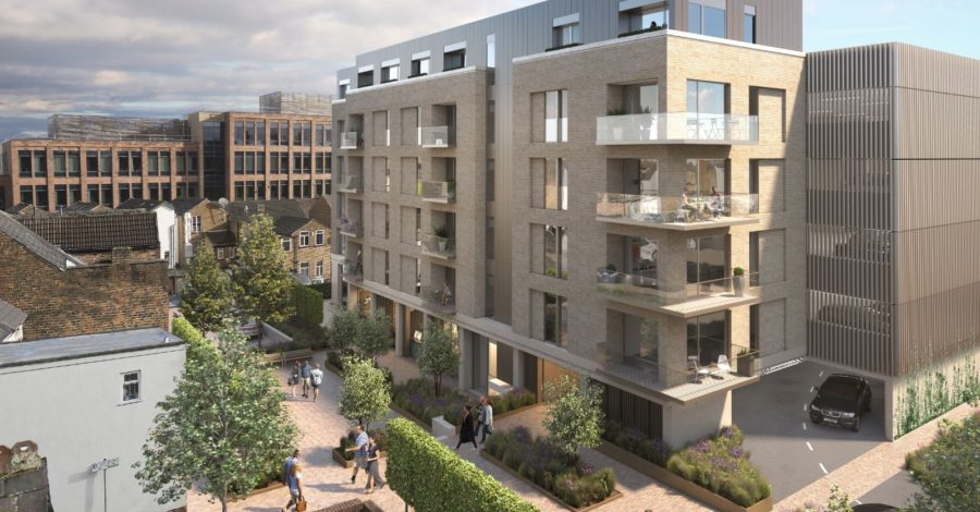 Major new residential development on former Regent Road car park is rebranded The Address