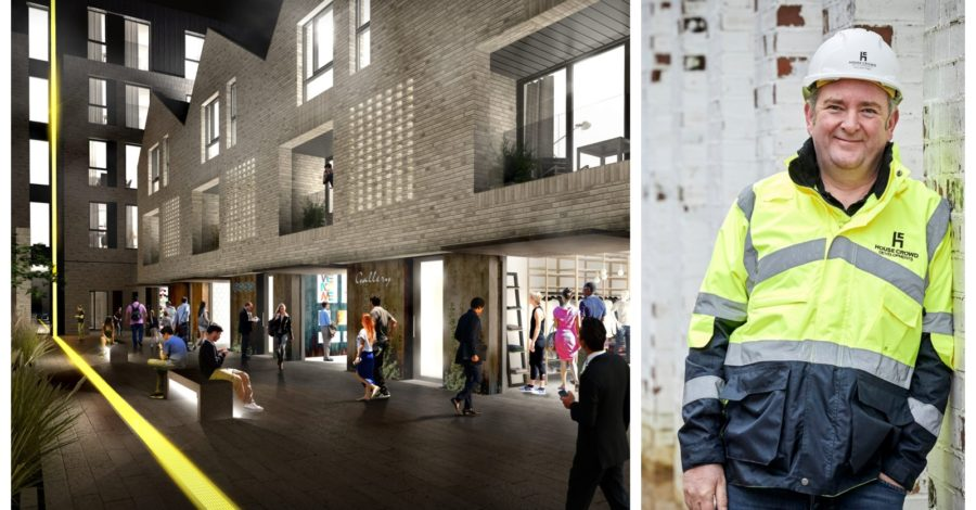 "New Downs Quarter scheme in Altrincham is ""perfect example of the 20-minute neighbourhood"""