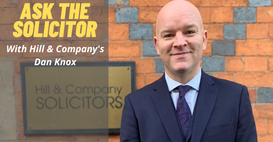 Ask The Solicitor: Hill & Company's Dan Knox on how cohabiting couples can protect themselves