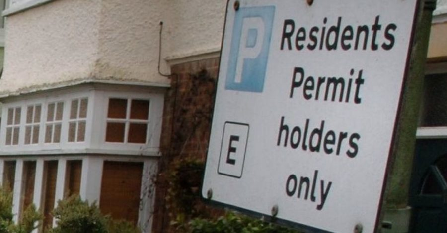Parking permit expired? You won't need to renew it until lockdown is over