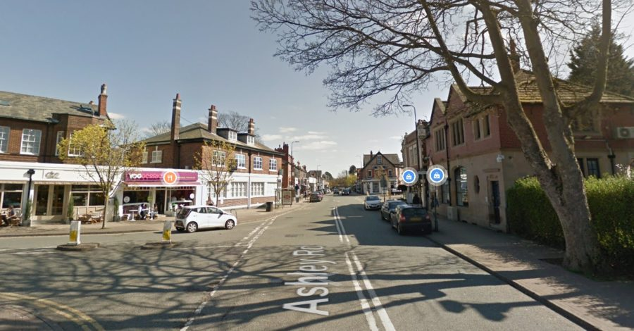 """Major"" engineering work to close Ashley Road in Hale village this weekend after gas leak discovered"
