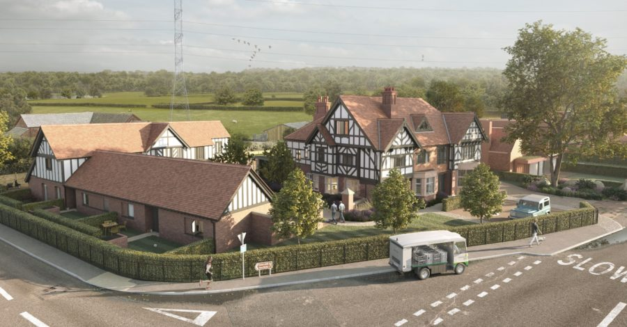 Former Stamford Arms site to be converted into cottages, family homes and affordable apartments after planning green light