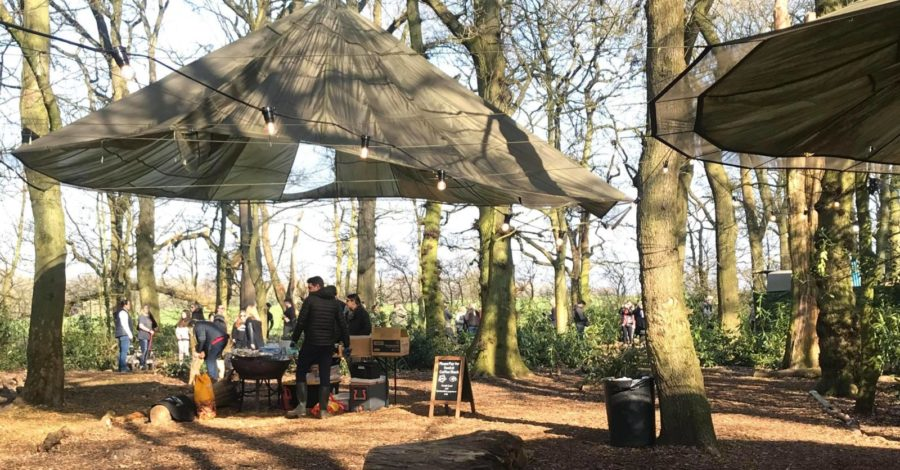 'Into the Wild Bushcraft' look to expand on Bollin site